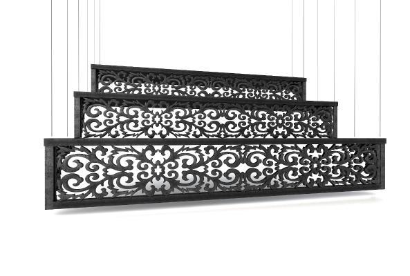 现代风格楼梯