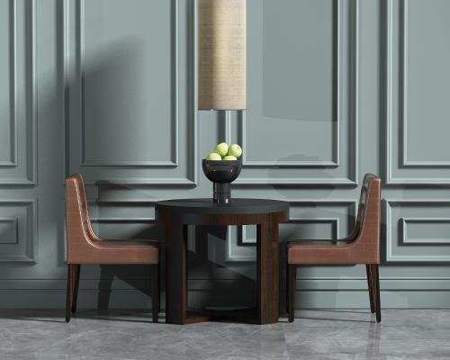 后现代桌椅组合