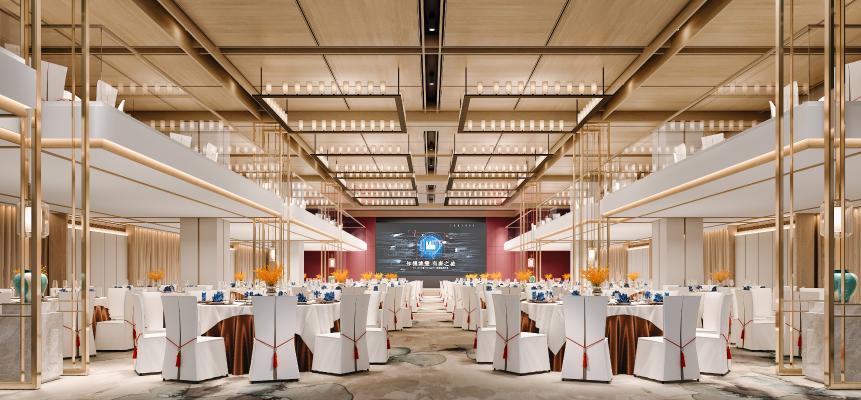 新中式宴會廳