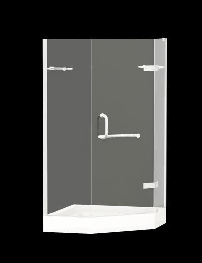 现代淋浴房
