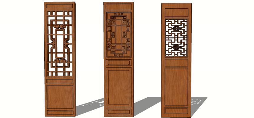 中式窗花格