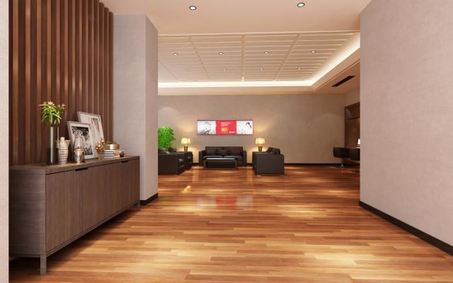 现代银行vip室