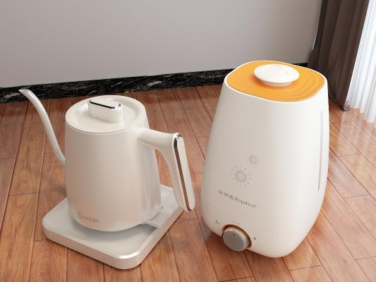 现代水壶加湿器