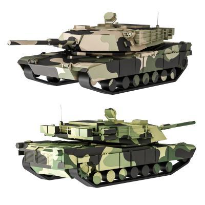 现代坦克 战车