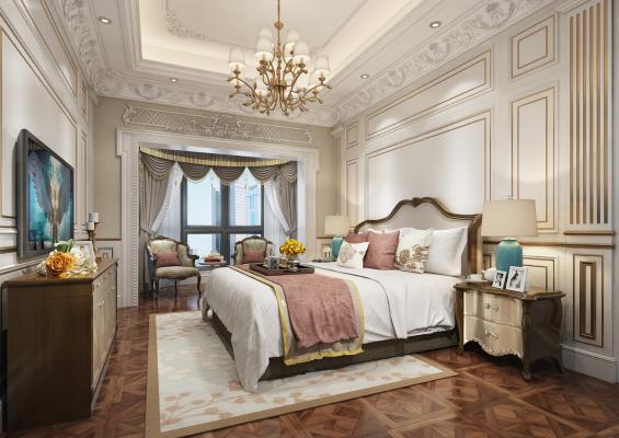 法式�P室 床