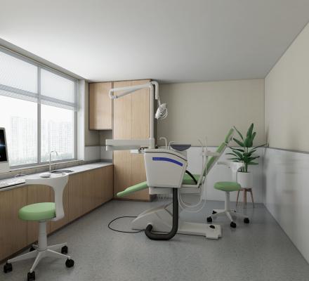 现代牙科 医院门诊