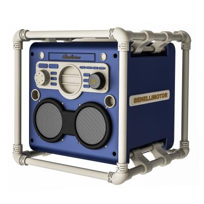 现代复古音箱