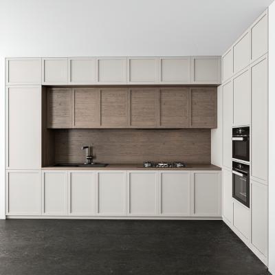 现代厨房橱柜