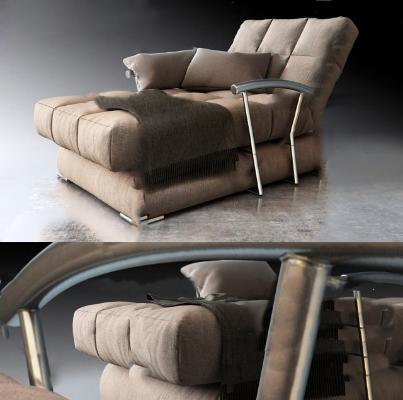 现代懒人沙发 躺椅