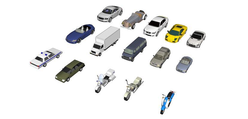 现代汽车 交通工具