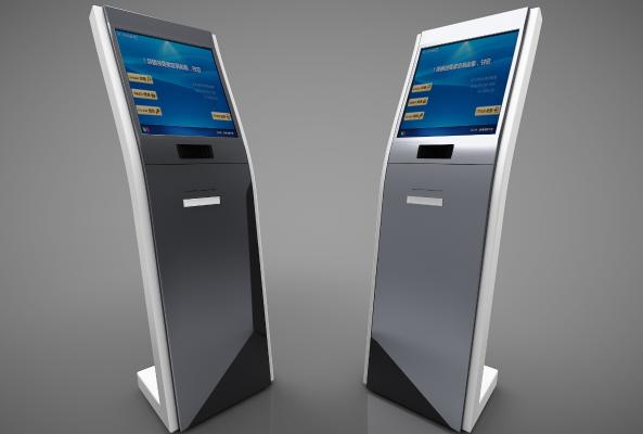 现代风格电子屏幕