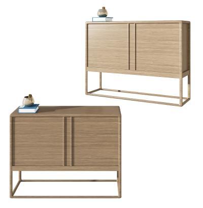 新中式玄关边柜,置物柜,装饰柜,陈列柜,柜子