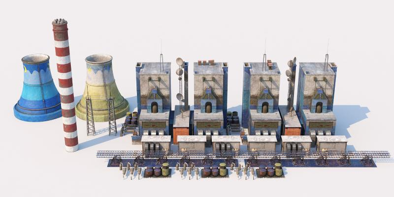 现代化工设备 工业设备