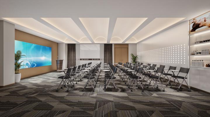 現代會議室 演講室 報告廳