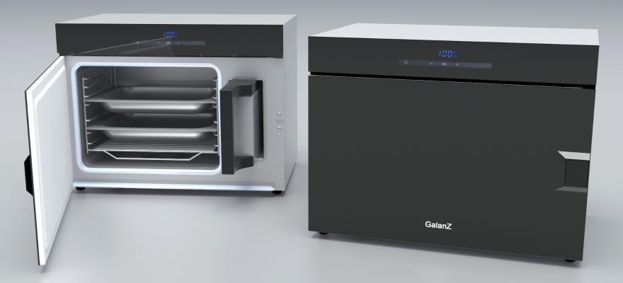 现代微波炉 电烤箱