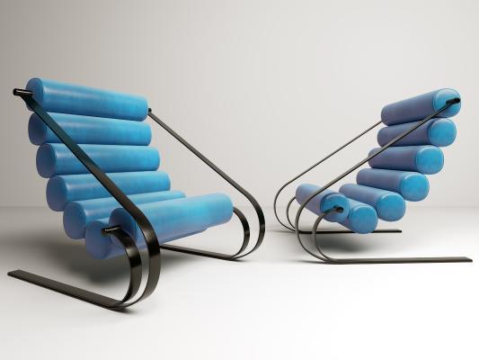 现代沙发椅 沙发 椅子