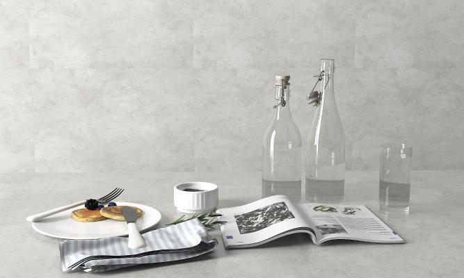 北欧餐具 瓷器 水瓶