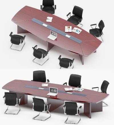 现代会议桌 办公桌 会议椅