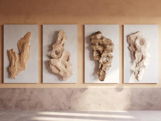新中式枯木壁饰,壁饰,新中式壁饰,中式壁饰,枯木,挂件,枯木挂件