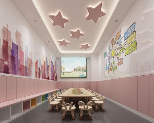 北欧教室 幼儿园