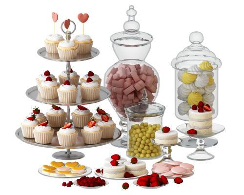 欧式蛋糕 甜品 甜点