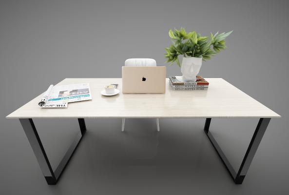 现代风格书桌