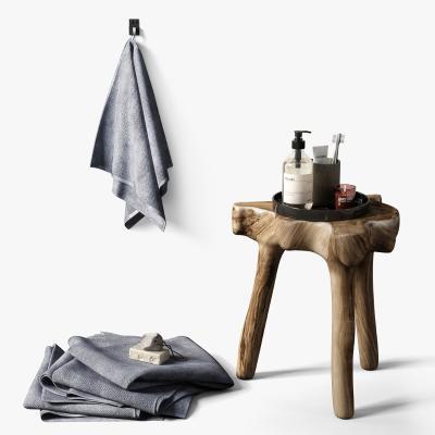 现代卫浴小件