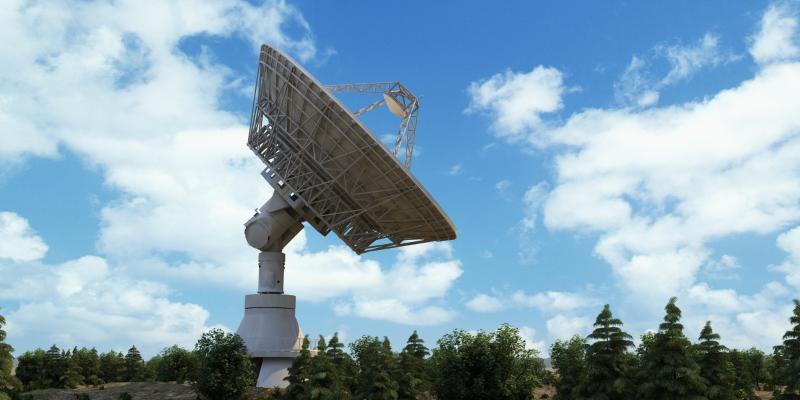 现代工业雷达