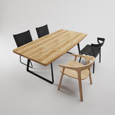 北欧休闲桌椅组合