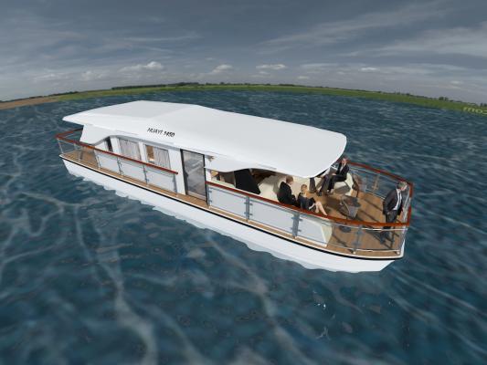 現代游覽觀光游輪 郵輪 船 船艇