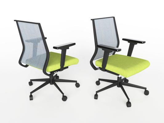 现代办公椅 座椅 椅子