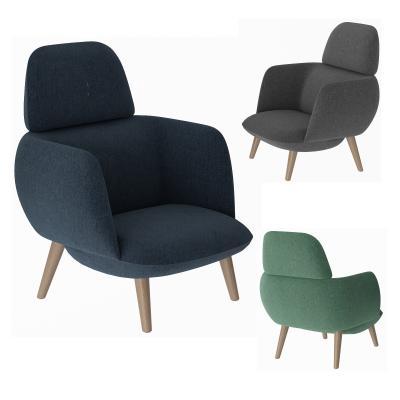 现代简约休闲椅 单人沙发 休闲沙发椅