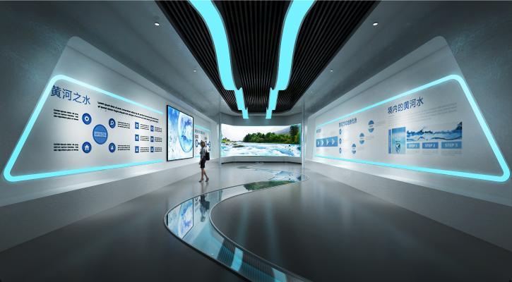 现代水资源展厅