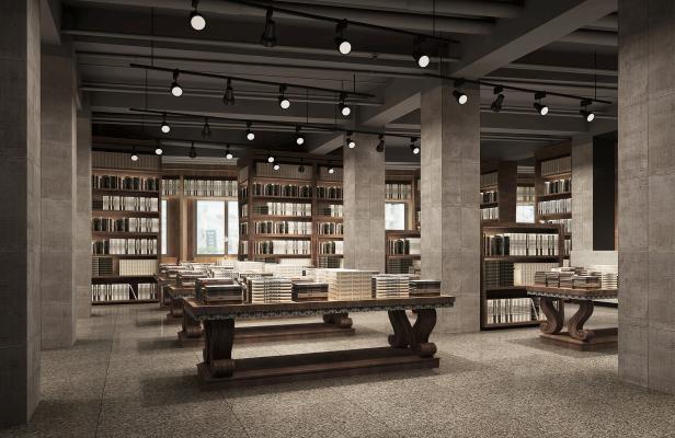 现代书店 阅读馆