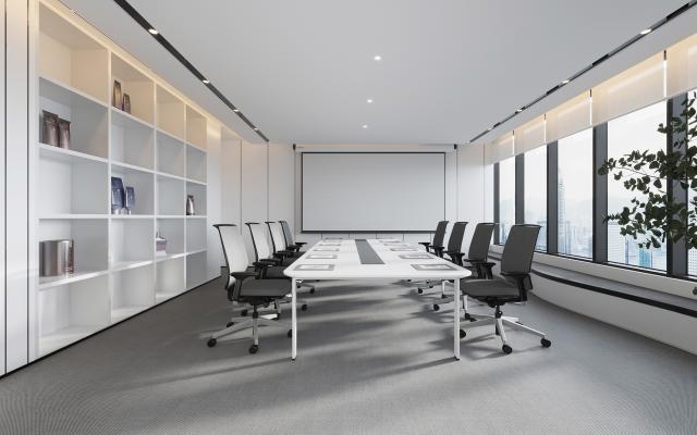 現代小會議室