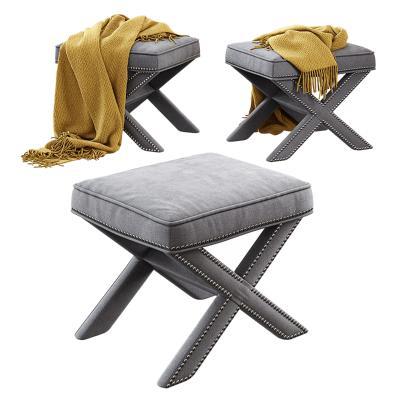 AbbysonLiving现代沙发凳 凳子