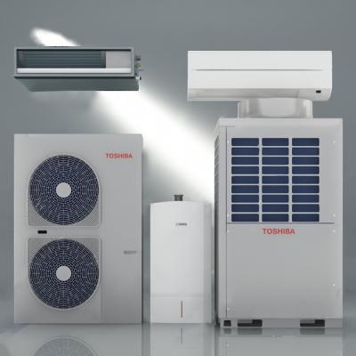 现代空调外机