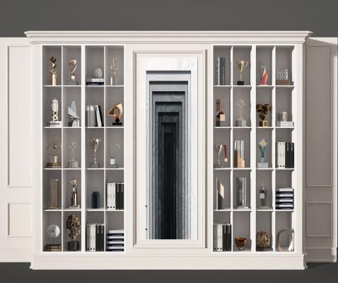 现代展示柜