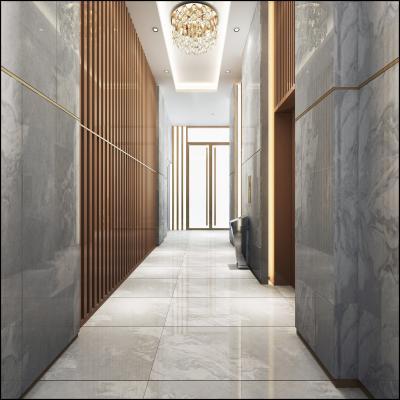 现代风格电梯间