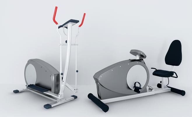 现代体育用品 健身器材跑步机