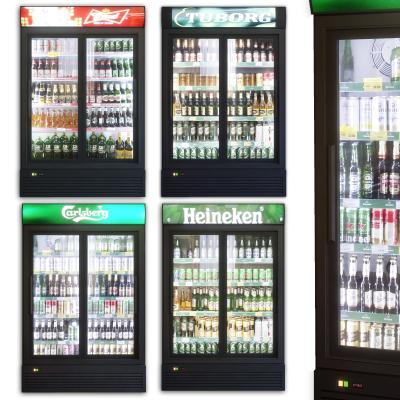 现代冷饮酒水柜