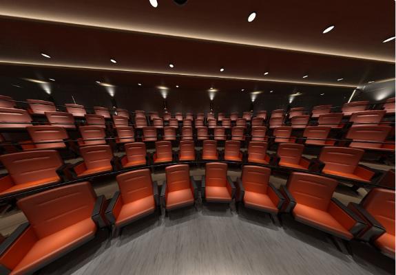 现代剧院 会场 舞台
