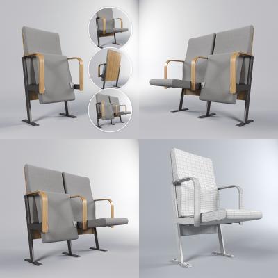 現代會議椅 折疊椅子 沙發