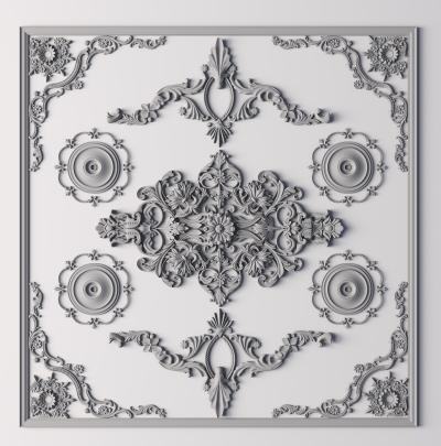 欧式石膏线 雕花