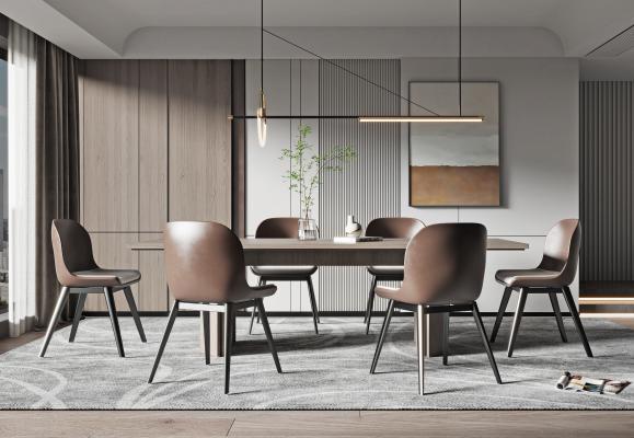 �F代餐�d 餐桌椅