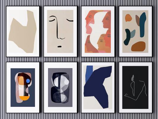 现代装饰画