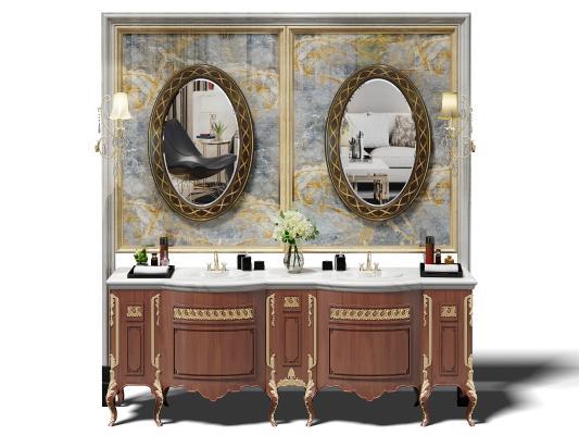 新古典洗手台