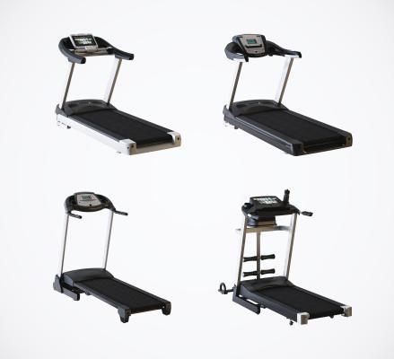 现代风格运动器材 跑步机