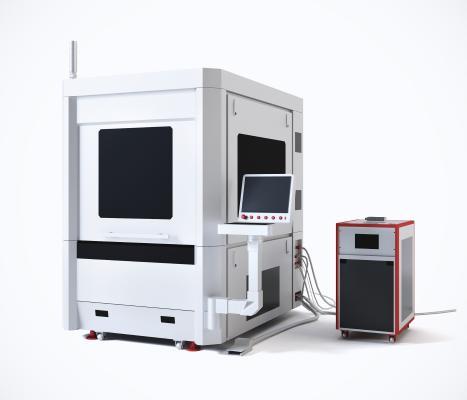 现代工业机械设备
