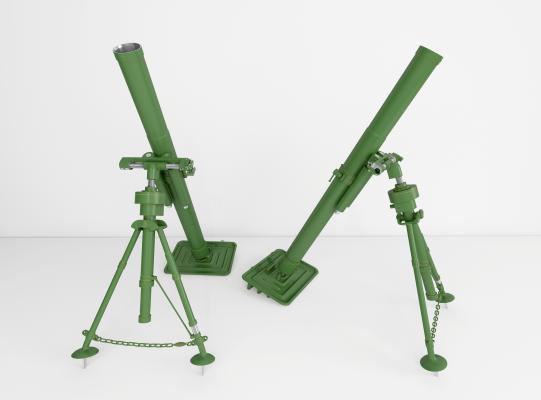 工业风格迫击炮